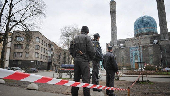 В Петербурге прихожанин проломил голову охраннику мечети