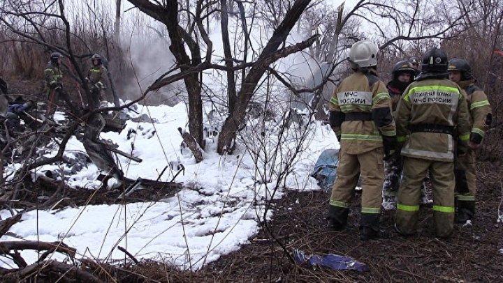 В Хабаровске начали процедуру опознания погибших при крушении Ми-8