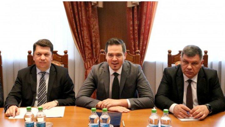 """Тудор Ульяновский: """"Молдова заинтересована в активизации стратегического диалога с США"""""""