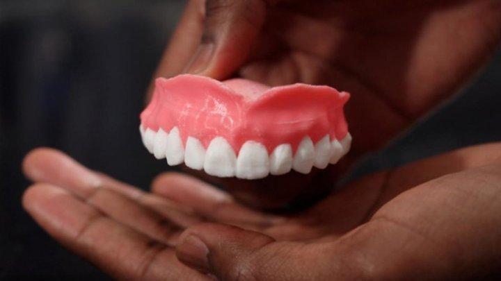 3D-протезы справятся с грибковыми инфекциями во рту