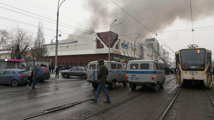 Врачи рассказали о здоровье мальчика, потерявшего всю семью во время пожара в Кемерово