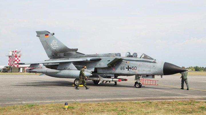 Самолеты Германии больше не в состоянии участвовать в миссиях НАТО
