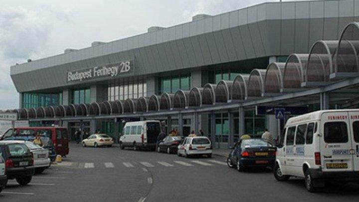 Ваэропорту Будапешта столкнулись автобусы спассажирами: девять пострадавших