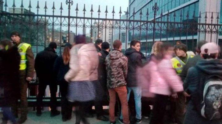 В Одессе гражданин Франции пытался прыгнуть с моста