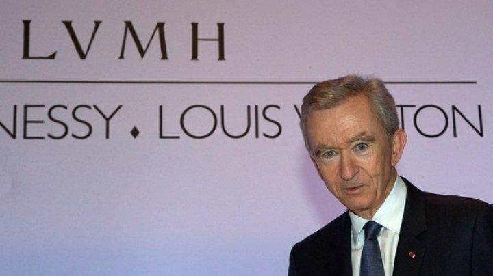 Назван самый богатый человек Европы