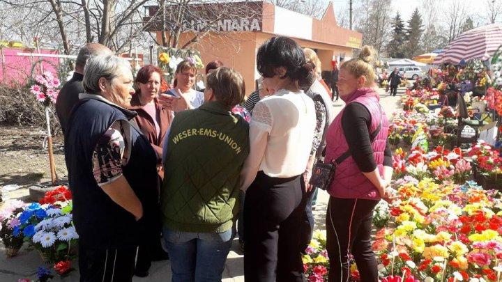 Навести порядок к Пасхе: Сильвия Раду выдвинула ультиматум Комбинату ритуальных услуг