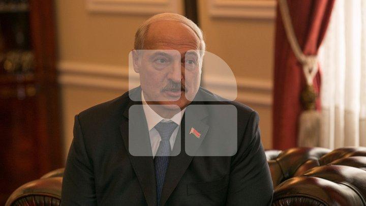 Александр Лукашенко признался в любви к Молдове