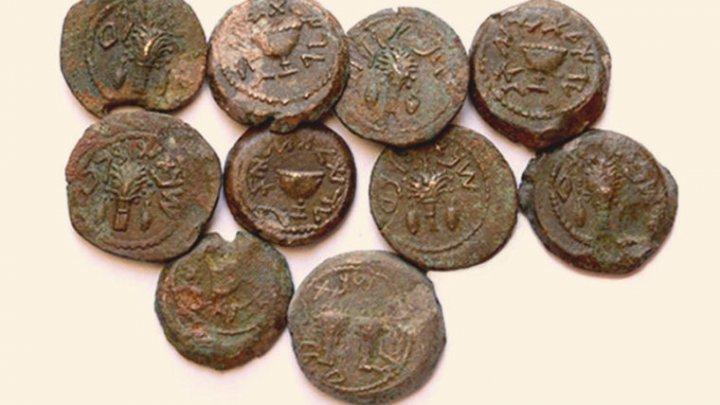 В Иерусалиме нашли клад I века н. э.