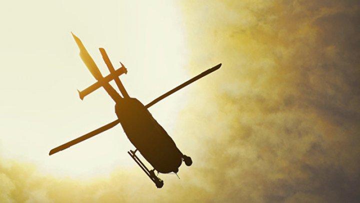 В Австралии потерпел крушение вертолет