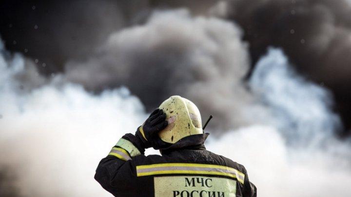 Кемеровский торговый центр эвакуирован из-за задымления (фото)