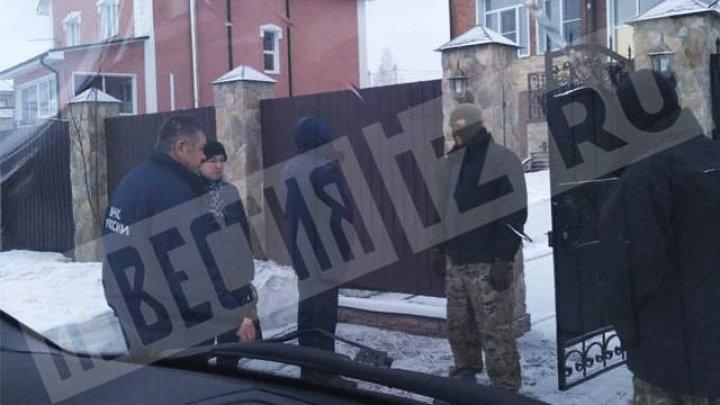 К главе кемеровского управления МЧС пришли с обысками (фото)