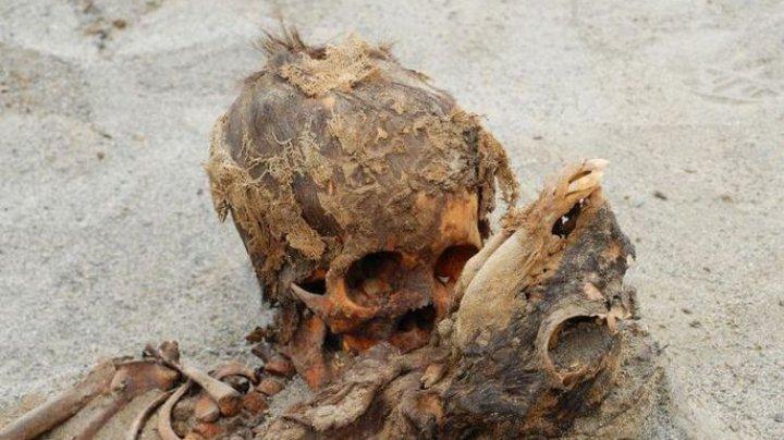 В Перу найдено крупнейшее захоронение принесенных в жертву детей