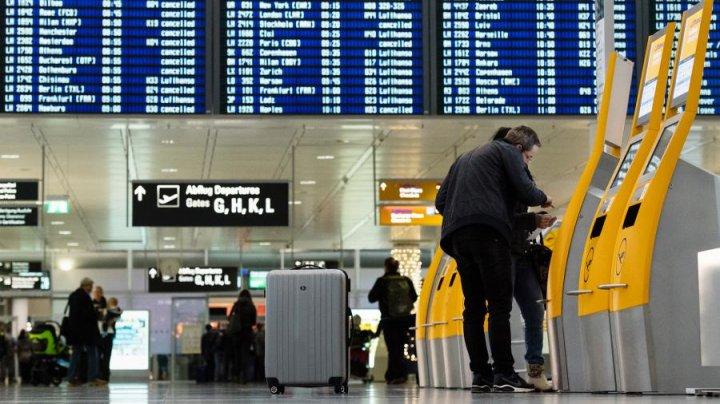 76-летнюю россиянку в инвалидном кресле задержали в аэропорту Мюнхена