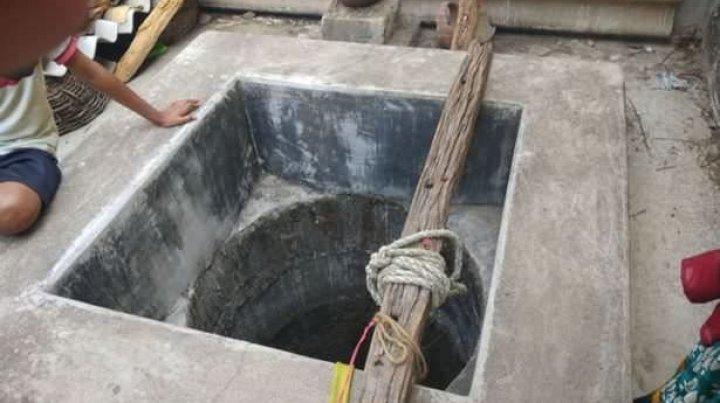 Похищенного обезьянами 16-дневного младенца нашли на дне колодца