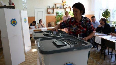 (15:36) Избирательная явка в Кишинёве составила 148 207 человек