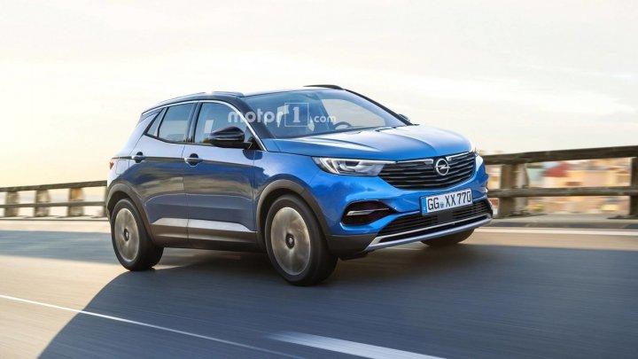Новый Opel Mokka: первая информация и сроки выхода