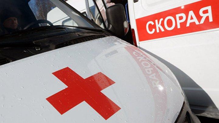 В жилом доме на западе Москвы прогремел взрыв