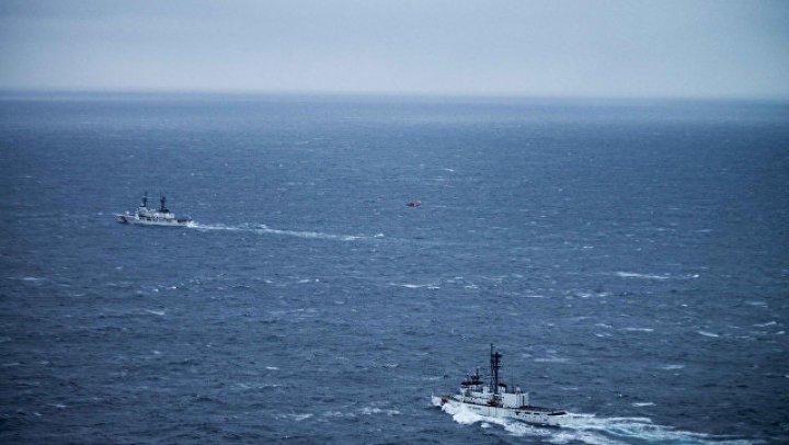 Береговая охрана США перехватила в Тихом океане шесть тонн кокаина