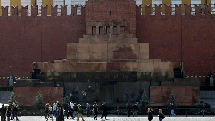 В Москве временно закроют Мавзолей Ленина