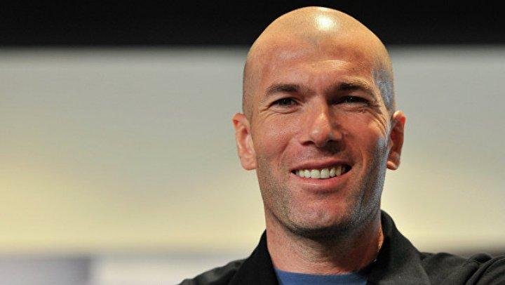 Зидан объявил о своем уходе из «Реала»