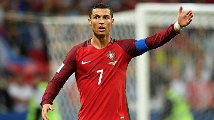 Роналду намекнул на уход из «Реала»