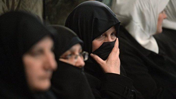 Парламент Дании запретил ношение мусульманских головных уборов