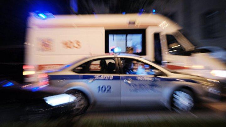 На востоке Москвы при захвате заложников погиб человек