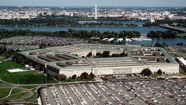 Пентагон отрицает причастность США к недавним ударам по Сирии