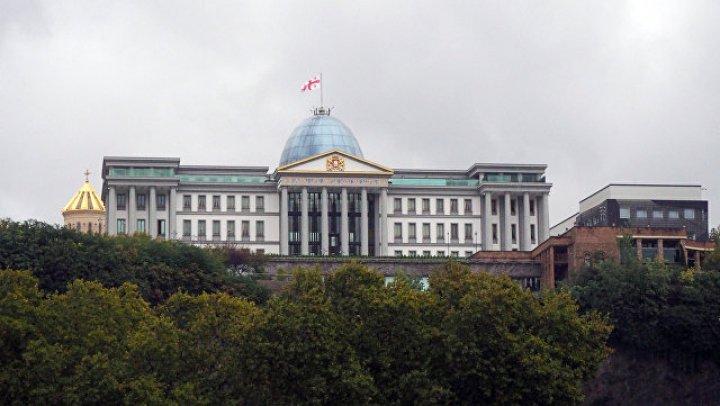 Глава Еврокомиссии обсудил с президентом Грузии интеграцию страны в ЕС