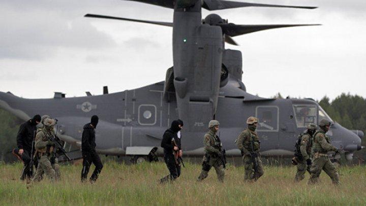 В Литве с 14 по 25 мая пройдут военные учения с участием девяти стран НАТО