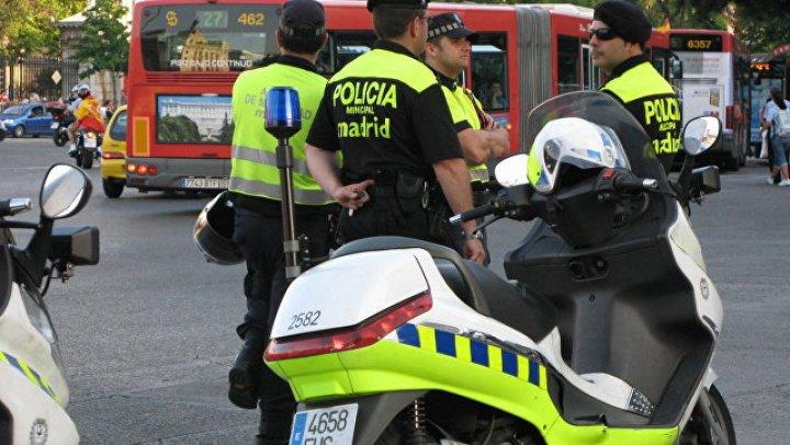 В Мадриде несколько центральных улиц перекрыли из-за утечки газа