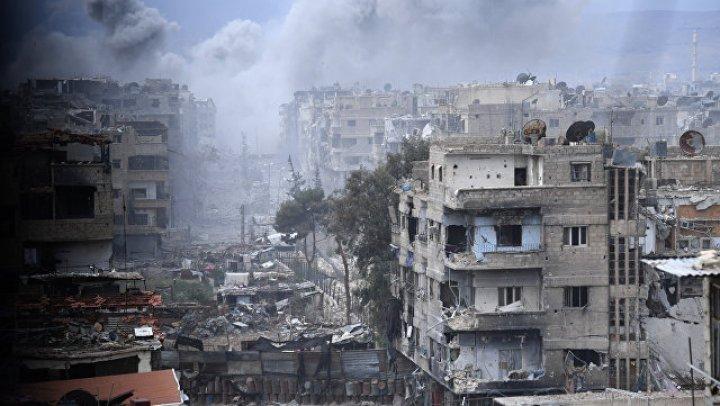 В Сирии начали восстанавливать город Тель-Биса
