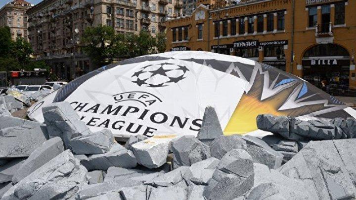 """""""Ливерпуль"""" возместит стоимость билетов фанатам, не попавшим в Киев"""