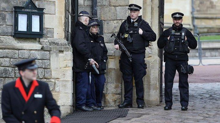 Подозреваемого в терроризме мужчину задержали в Великобритании
