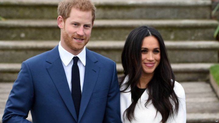 Прямую трансляцию свадьбы принца Гарри и Меган Маркл покажет телеканал Publika TV