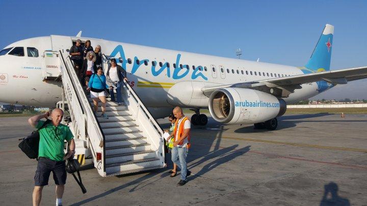 В Южной Америке запустили самый короткий в мире международный рейс