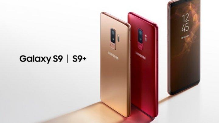 Samsung Galaxy S9 и S9 Plus вышли в новых цветах