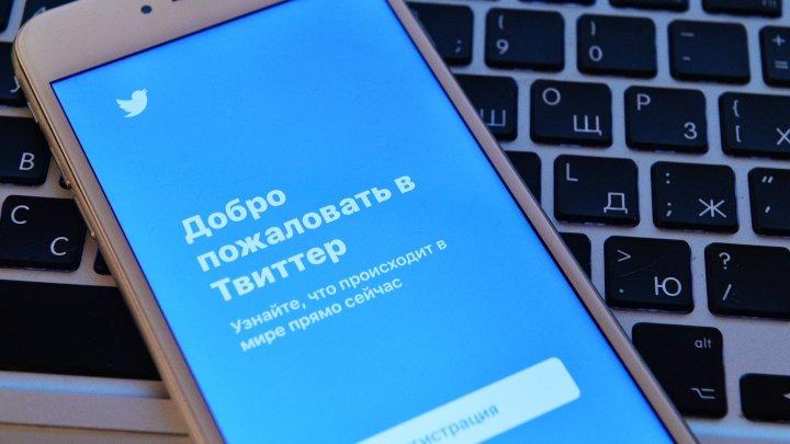 """""""Твиттер"""" начал банить пользователей за использование кириллицы"""