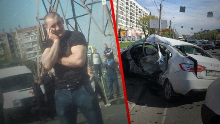 """Дзюдоист на BMW с номером """"666"""" погубил инвалида и пошел пить пиво"""