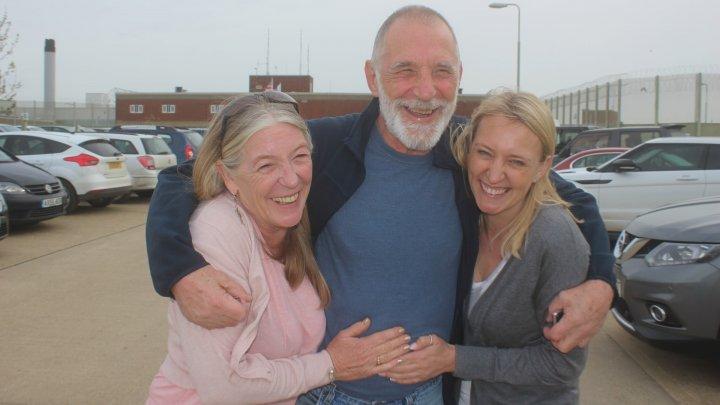 В Британии после 43 лет тюрьмы на свободу вышел один из заключённых-рекордсменов