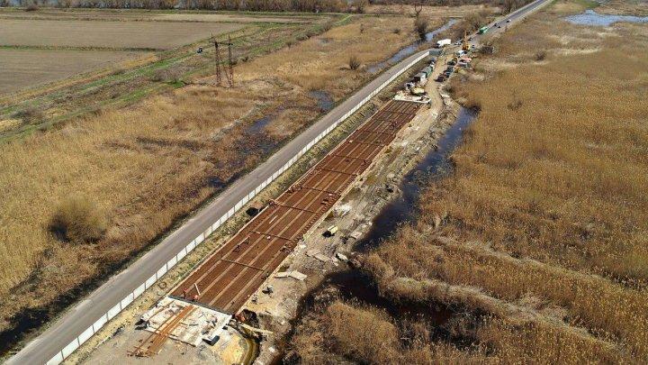 Отремонтированный мост в Паланке откроют 1 июня