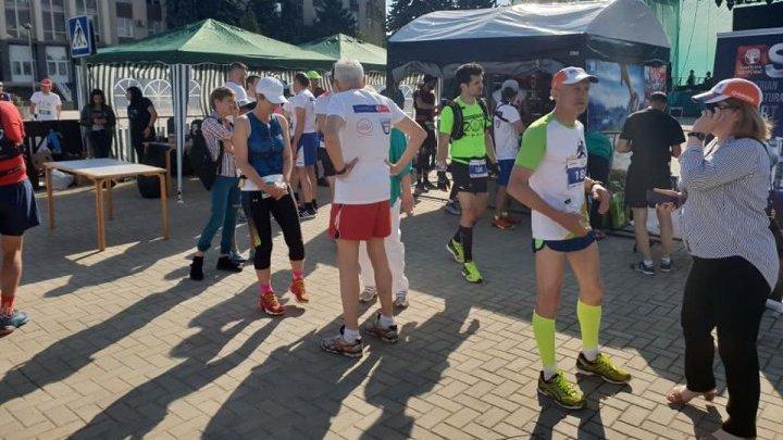 Около 200 человек приняли участие в марафоне EcoRun в Ниспоренах: фото