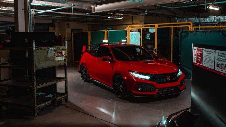 Honda сделала пикап из горячего хэтчбека Type R