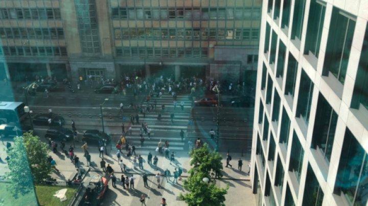 Очевидцы сообщили о взрыве на вокзале в Брюсселе