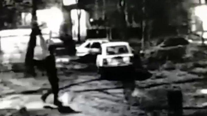 Опубликовано видео, снятое за секунды до убийства студентки в Кузьминках