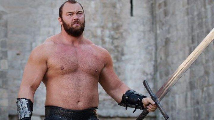 Исполнитель роли «Горы» из«Игры престолов» назван самым необычайным мужчиной вмире