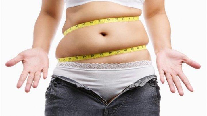 Каждый второй житель Молдовы имеет избыточный вес или ожирение