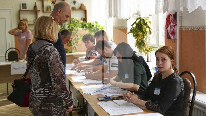 Избирательная явка в Кишинёве и Бельцах в реальном времени (LIVE TEXT)