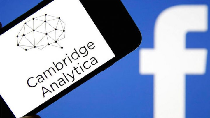 Компания Cambridge Analytica заявила о банкротстве после инцидента с Facebook