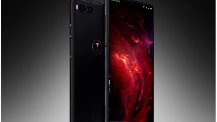 В Китае представили первый в мире смартфон с терабайтом встроенной памяти